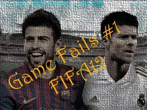 Game Fails #1 | FIFA12