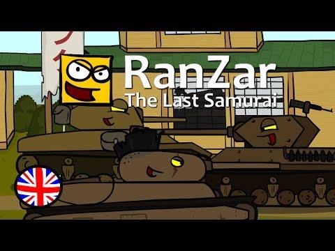 Tanktoon #5 - Posledný Samurai