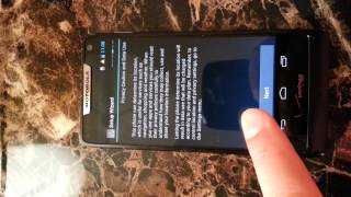 How To Bypass Activation Sim Card Screen Motorola Droid