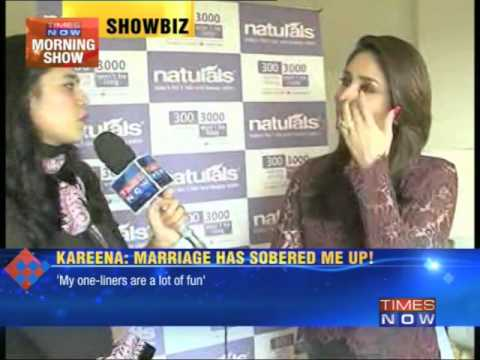 Candid confessions with Kareena Kapoor