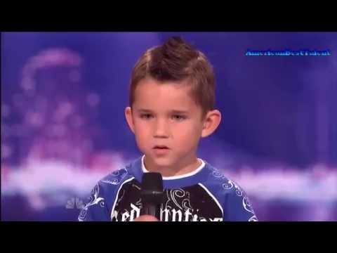 (Vietsub) Mãn nhãn với bài nhảy của cậu bé 6 tuổi trong American's got talent.