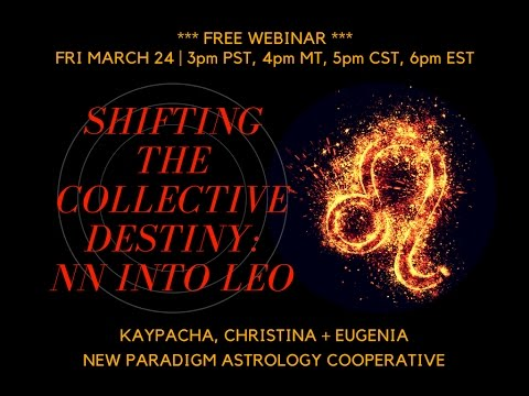 FREE WEBINAR The Changing Face of Astrology Part 5