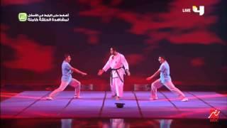 Karate Twins - النصف نهائيات - عرب غوت تالنت 3 الحلقة 11