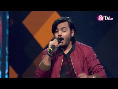 Abhimanyu Ganguly - Performance - Knock Out Round Episode 16 - January 29, 2017 - The Voice India Season2