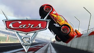 CARS 3 Teaser Trailer Official (2017) TrackMania 2 REMAKE