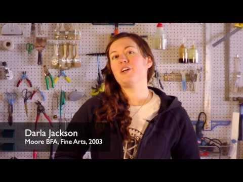 Darla Jackson // The Art of Inspiring Careers
