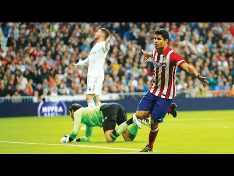 Diego Costa vs Real Madrid - La Liga 13-14 (Away)