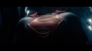 Man Of Steel Official Trailer #2 [HD]