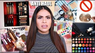 Makeup I'm NOT Going To Buy! ANTI HAUL 2018 | JuicyJas