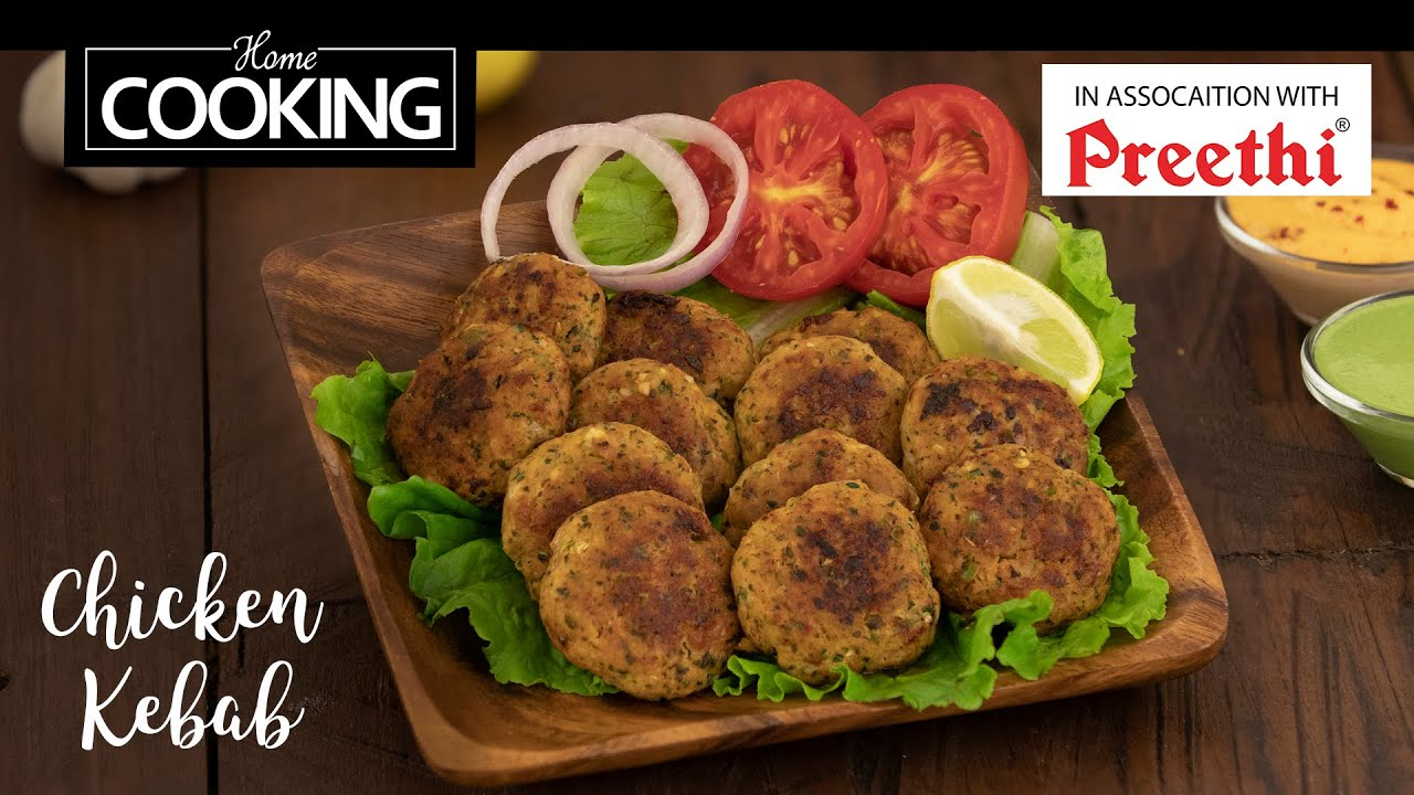 Chicken Kebab | Chicken Recipes
