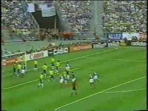 Brasil x França Copa Do Mundo 1998 Final