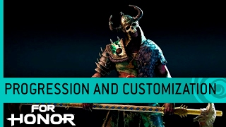 For Honor - Features: Progression and Customization
