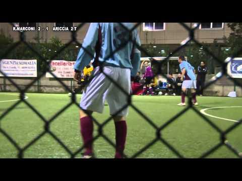 sporting club marconi - città di ariccia    4-2
