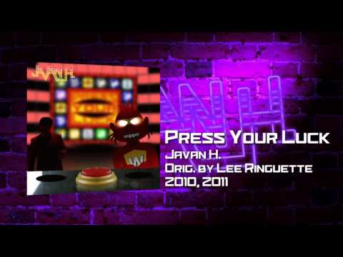 """Press Your Luck"" -- *RE-DONE* Closing theme song cover by Javan H."