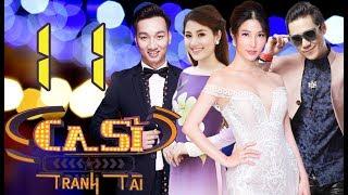 OFFICIAL | CA SĨ TRANH TÀI VTV3 Full - Tập 11 | Diễm My 9X, Khánh Phương, Tố My | 18/05/2018