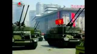 North Korea Ready To War !!!