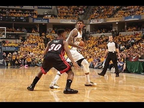 Heat vs. Pacers: Game 5 Highlights