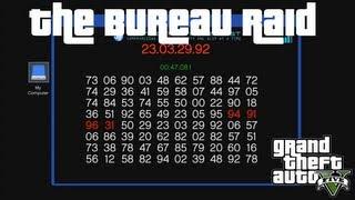 How To Hack The Server Terminal : The Bureau Raid : GTA V