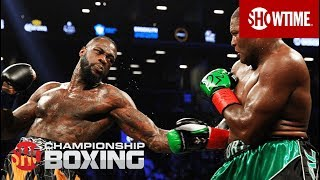 Wilder vs. Ortiz: Recap | SHOWTIME CHAMPIONSHIP BOXING