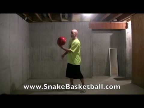 How To Do Basketball Tricks - Yo-yo Tutorial - Fake Pass Move | Snake