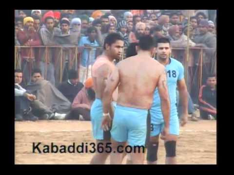 Dirba (Sangrur) kabaddi Tournament 2012 Part 8 By Kabaddi365.com