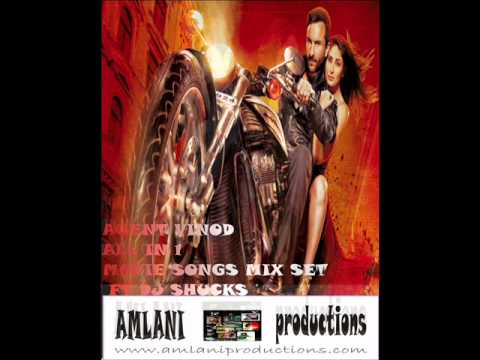 Agent vinod all songs in 1 remix  NoN Stop  Dj shucks Amlani productions