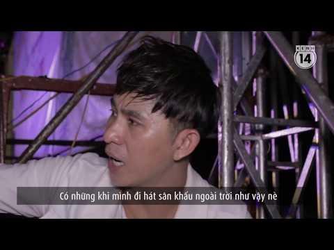 Theo chân ca sĩ Châu Gia Kiệt một đêm diễn tỉnh