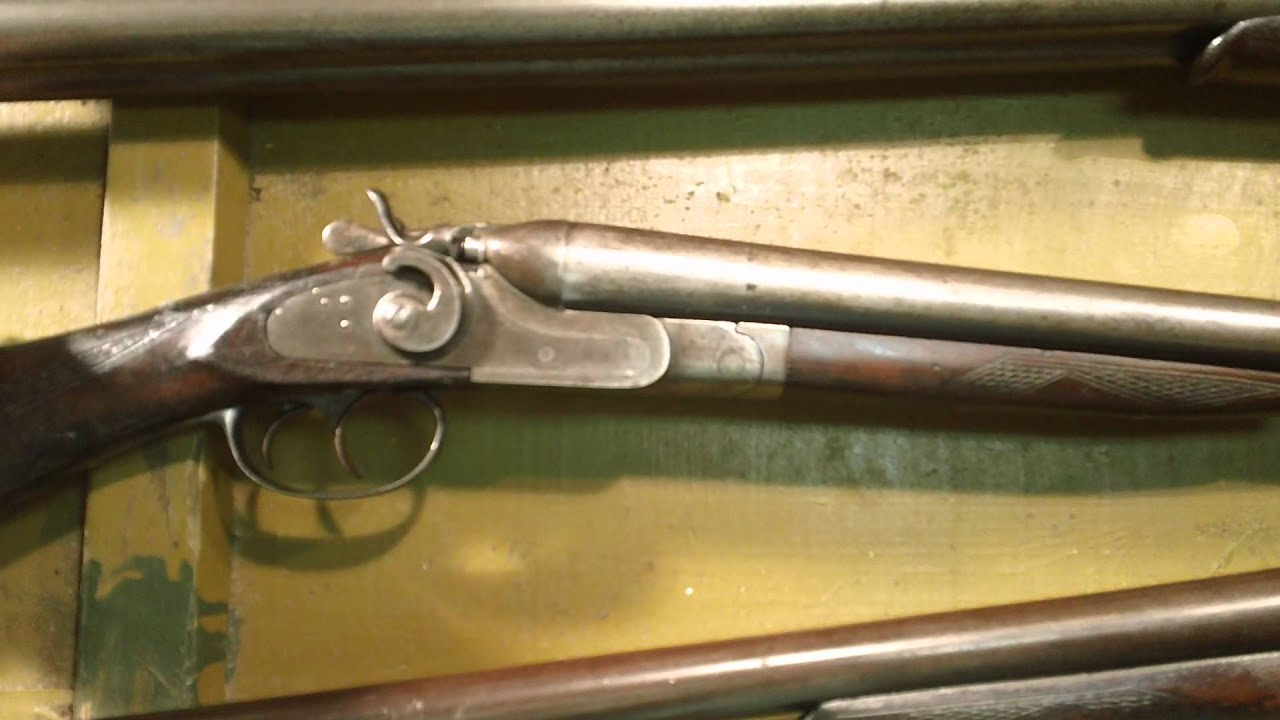 what is a stevens 12 gauge shotgun worth