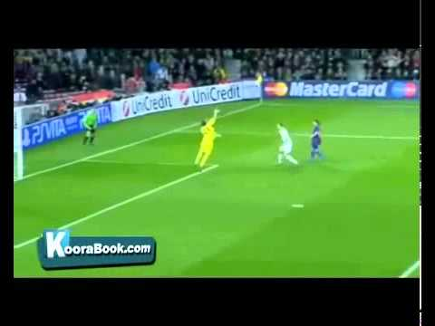 Barcelona 7-1 Bayer Leverkusen All Goals &amp; Highlights 03.03.2012 -KWbzY09Lma4