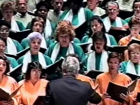 Coral Evangélico de São Paulo - 50 anos - parte 1 - por Haroldo Vasconcelos