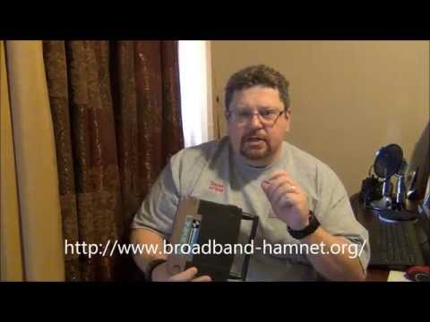 broadband-hamnet First Setup and Firt Moble Test - AF5DN