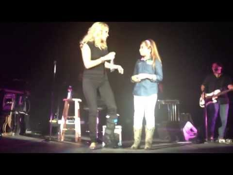 I got to sing with Carrie Underwood!!!