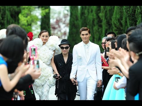 Do Manh Cuong - Spring/Summer 2015 - La Vie En Rose - Full Show
