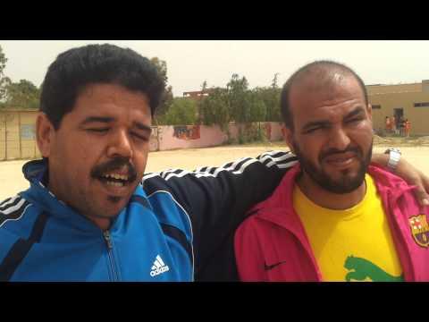 تصريح ابراهيم امهلال مدرب فريق اساتذة ثانوية المجد الفائز بدوري الصداقة