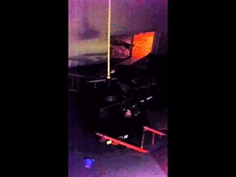 Неверојатно ужасна снимка: Полавување на дом во Тексас