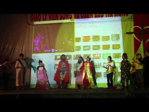 [360 độ] ĐUỐC HỒNG 2014 - THAIHOA BY NIGHT - Biểu diễn Thời Trang