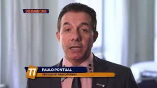 Programa de Televisão – Paulo Pontual