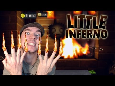 Little Inferno Part 6 | THE SUN IS RETURNING | Amazing Indie Game Gameplay/Commentary