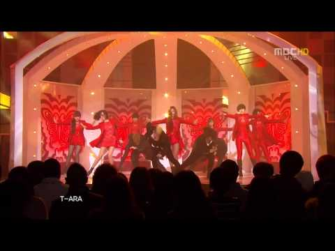(111119)(HD) T- ara - Cry Cry  (Ballad Ver  + Original Ver)