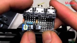 Collin's Lab: Monotron Hacking
