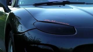 Mitsubishi Fto Tuning Gri Carbon