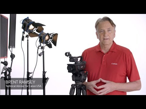 Canon XA15 Compact Full HD professional camcorder