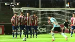 [HD] Argentina 3 Vs. Paraguay 1 Eliminatorias Brasil 2014