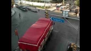 Manisa'da trafik kazaları Mobese Kameralarına yakalandı