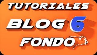 Como crear un blog en Blogger 2014  y editarlo. Parte 6