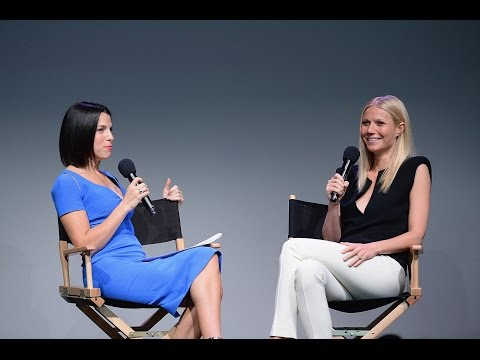 Gwyneth Paltrow: Goop Interview