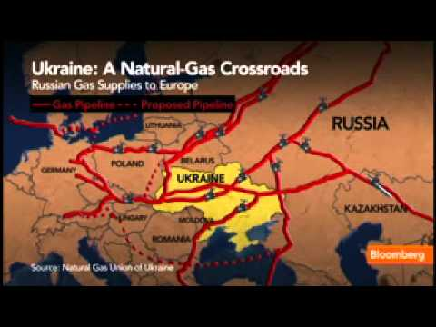 A Look at the Geopolitics of the Ukraine Crisis