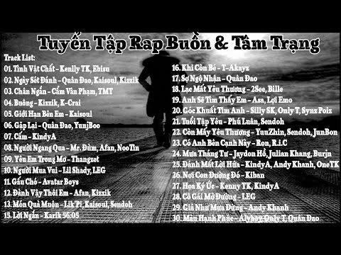 Tuyển Chọn Những Bài Rap Việt Buồn Hay Nhất 2014