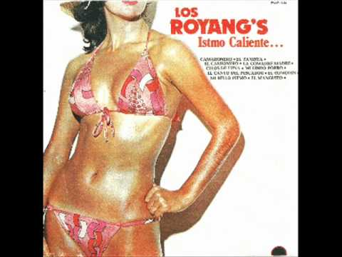 LOS  ROYANGS - CAMARONERO.wmv
