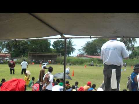 Chuuk ISC track and field 2012